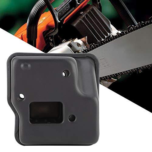 Escape del silenciador, filtro de aire posventa de alta calidad en lugar de 8 x 8,5 x 8,5 cm Conjunto de escape del silenciador Abs Made