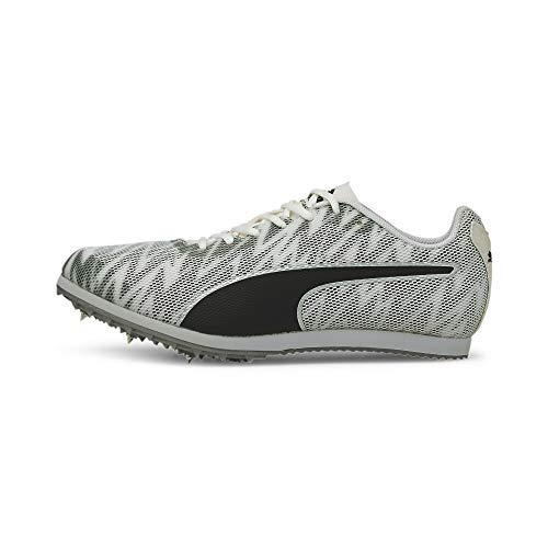 Puma 194479, Zapatillas de Atletismo Unisex Adulto, Blanco Negro, 36 EU
