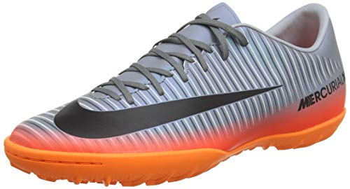 Nike Mercurial X Victory Vi Cr7 TF 852530 001 - Zapatillas Unisex, Unisex Adulto, Zapatillas, B5988*40,5, Multicolor Indigo 001, 40.5 EU