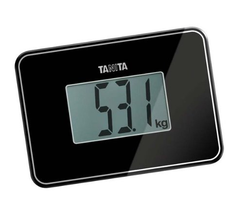 Tanita hd386bk36 Scale, Black