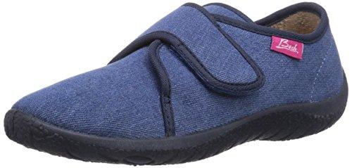 Beck Bubblegummers Basic jeans 550, Jungen Hausschuhe, blau, EU 30
