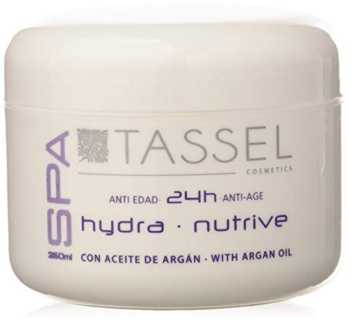 EUROSTIL Unisex Crema ANTIEDAD Anti-Aging Cream 24H 250ML, Negro, Nur