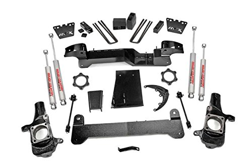 Rough Country - 297N2 - 6-inch Suspension Lift Kit w/ Premium N2.0 Shocks