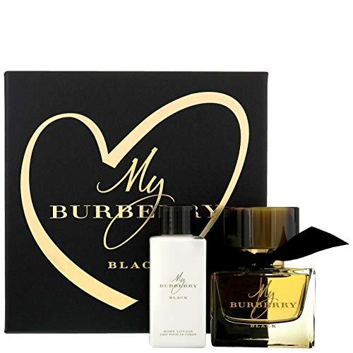 BURBERRY MY BURBERRY BLACK EDP 50 ML + B/L 75 ML SET REGALO
