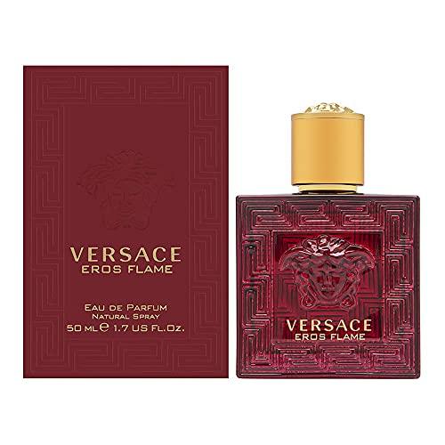 Versace - EROS FLAME für Männer - 50ml Eau de Parfum Sprayflasche