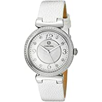 Cabochon Saga Crystal Markers Women's Watch