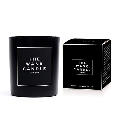Brutal The Wank Candle – Lustige Vanille-Duftkerze – Sojawachs 320 g in Box