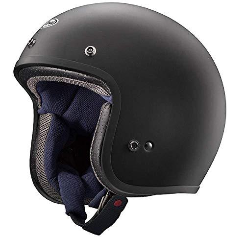 アライ(ARAI)バイクヘルメットジェットCLASSICMODラバーブラックM(頭囲57cm~58cm)