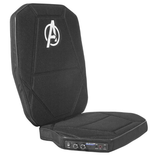 Marvel Avengers Vybe Haptic Video Game Chair Pad