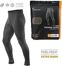 Pantaloni Termico Sottotuta Moto Intimo Tecnico Invernale Wind Stopper Uomo M
