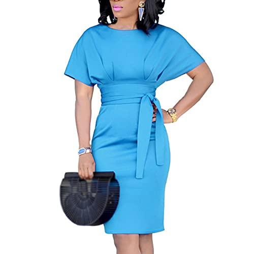 Ropa de Mujer Primavera y Verano Vestidos de Moda Delgados Ropa Profesional Faldas de Mujer Ropa de Primavera y otoño