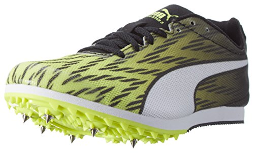 Puma Evospeed Star 5 Junior, Zapatillas de Running Unisex Niños, Amarillo (Safety Yellow Black White 03), 35 EU