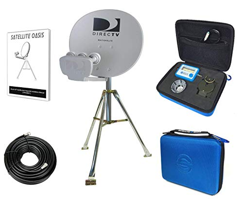 Directv 18x20 Satellite Dish Rv Tripod Kit