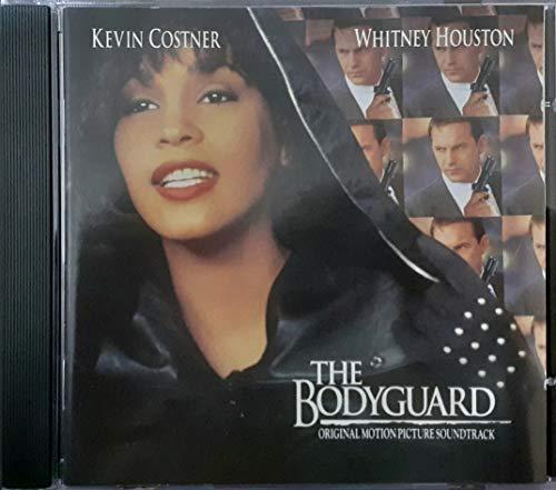 The Bodyguard - Cd Sound Track Trilha do Filme O Guarda-Costas - 1992 - Importado