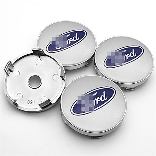 center caps for ford mustang - 5