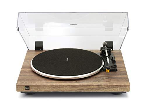Dual Plattenspieler CS 458 Holz