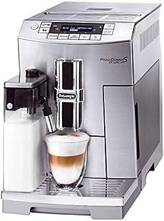 De'Longhi Coffee, Espresso and Cappuccino Maker 1450 Watts, Silver, ECAM26.455
