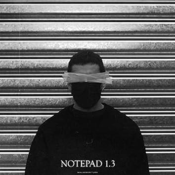 Notepad 1.3