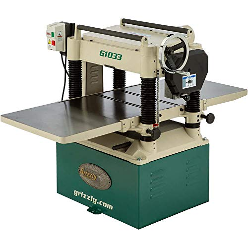 Grizzly Industrial G1033-20' 3 HP Planer