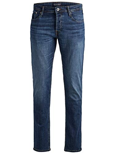 JACK & JONES Male Comfort Fit Jeans Mike ORIGINAL AM 814 3232Blue Denim