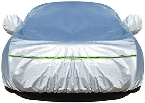 MEIMEI Funda impermeable para coche con funda de terciopelo para exterior compatible con Chevrolet t