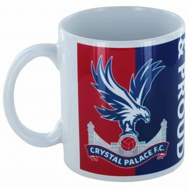 Official Crystal Palace Crest Mug