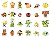 Esselunga Serie Completa Super Foodies 2 24 Personaggi