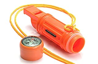 SE 5-in-1 Survival Whistle - CCH5-1 (B002OEKU0A) | Amazon price tracker / tracking, Amazon price history charts, Amazon price watches, Amazon price drop alerts
