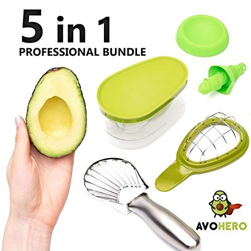 Avocado Food Prep Tools