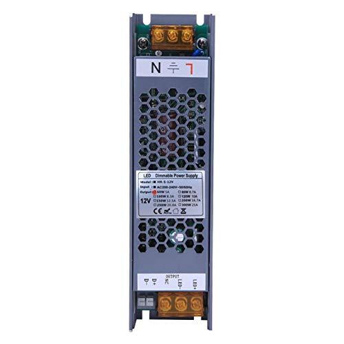 Fuente de alimentación de atenuación confiable estable de 60W para iluminación de oficinas(12V/5A)