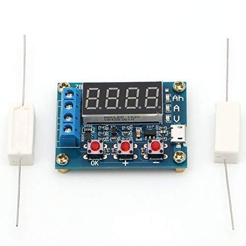ARCELI ZB2L3 Lithium-Ionen-Lithium-Blei-Säure-Batterie Kapazität Meter Entladung Tester Analyzer