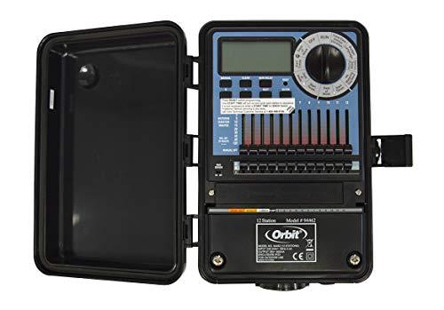 Orbit 9446212Station Outdoor Slide Controller, Nero, 10.35x 20.51x 25.5cm