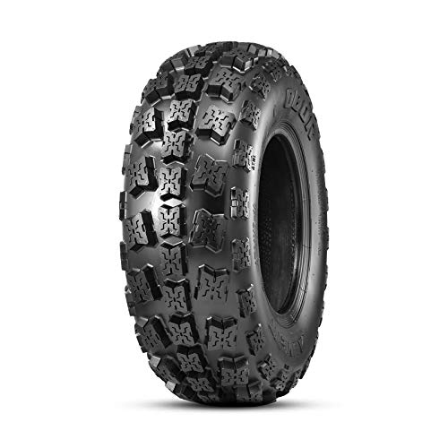 OBOR Advent ATV Tires 21x7-10, 6 Ply GNCC Champion Tires Suitable for XC, Hard-pack, Intermediate, Loose Loam, Sand, Mud Terrain, Tubeless | GNCC Champion Tire(1 Pack)