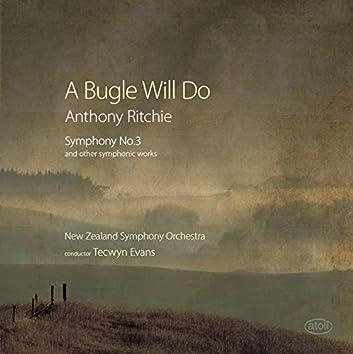 Ritchie: A Bugle Will Do