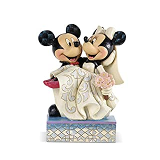 Disney Traditions, Figura de Mickey y Minnie casándose, Enesco (B00DCYC9NC)   Amazon price tracker / tracking, Amazon price history charts, Amazon price watches, Amazon price drop alerts