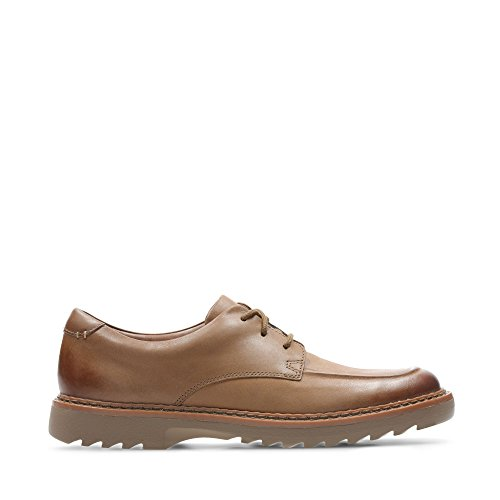 Clarks, Chaussures Basses pour Garçon - Marron - Marron, 38,5 G EU