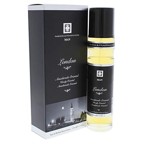 Fashion and Fragrances London Woody Oriental For Men 4.25 oz
