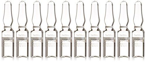 Dr. Hauschka Nachtkur unisex, revitalisierende Ampullenkur, 10 x 1 ml, 1er Pack (1 x 42 g)