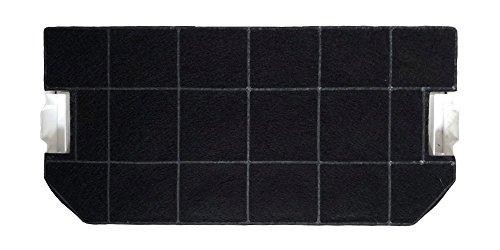 Aktivkohlefilter für Dunstabzugshauben von BSH, Bosch, Siemens und Neff - Ersatzfilter - Typ 460367-487 x 230 mm