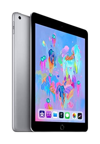 Apple iPad 9.7 (6.ª Generación) 128GB Wi-Fi - Gris Espacial (Reacondicionado)