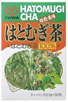ユーワ はとむぎ茶 2.5g×30包