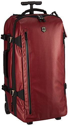 Victorinox Vx Touring - Bolsa de Lona Repelente al Agua, Morado (Rojo) - 606606