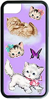 Wildflower Limited Edition iPhone Case for iPhone 6, 7, or 8 (Kittens)