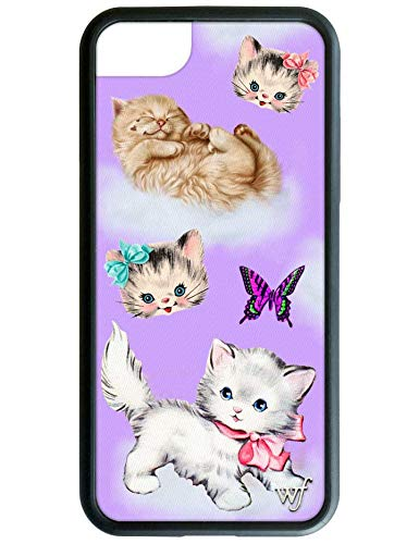 Wildflower Limited Edition Cases for iPhone 6, 7, or 8 (Kittens)
