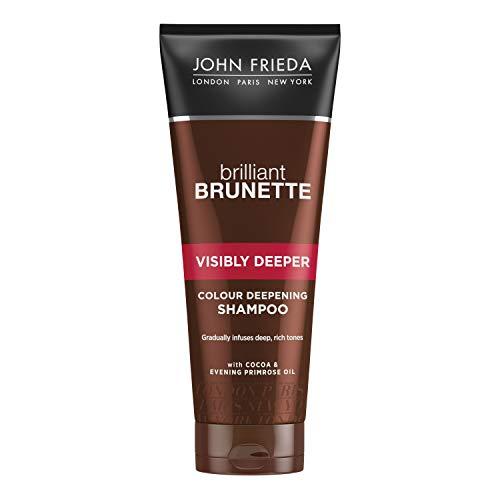 JOHN FRIEDA Brilliant Brunette Shampooing Brun...