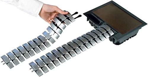 Bachmann Kabelführungssystem Kabelschlange, 930.054
