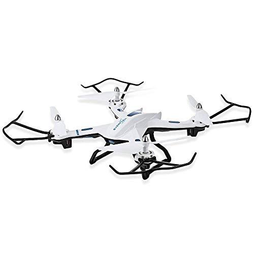 Spielzeugmodell Headless Axis Gyro RC2.4g 4CH 6 High Hold 3D-Modus Unbegrenzte Flip-Drohne RTF 360 Grad Unbegrenzt drehende RC-Hornisse (Farbe: Weiß)