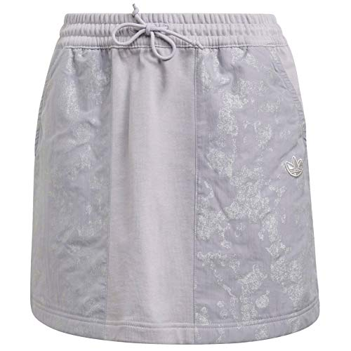 adidas Womens Originals Skirt FU3789 Size L Grey