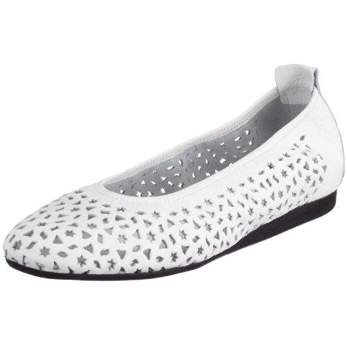 Arche LILLY 16601LILLY*9400, Damen Ballerinas, weiss, (blanc), EU 38