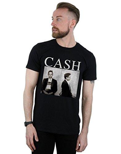 T-Shirt # L Black Unisex # Mug Shot